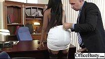 Slut Girl (codi bryant) With Big Boobs In Offic...