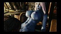 Dark Elf Sex In Skyrim Thumbnail
