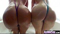 Big Ass Oiled Girl (aj savannah) Get Analy Deep...