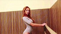 METART - Redhead Michelle H Undressing Thumbnail