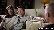 Babe, your best friend's cum tastes great! - Karter Foxx