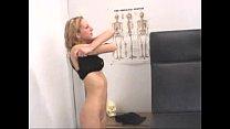 Claudia gyno examination