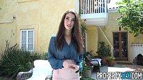 PropertySex - Spiritual homeowner fucks hot real estate agent