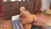 cute big ass teen nuru massage sex