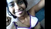 Malaysian Indian Girl Blowjob to boyfriend