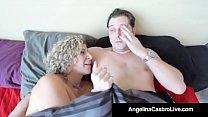 Cuban Queen Of BBW Angelina Castro Steals Sara …
