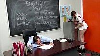 Teacher Long Cock In Sexy Schoolgirl daddyi...