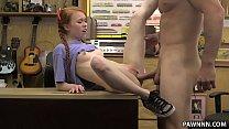 Dolly Little Pawns Her Kayak - XXX Pawn Thumbnail
