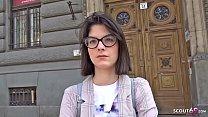 GERMAN SCOUT - 18 Jahre junge Studentin Sara AO... Thumbnail