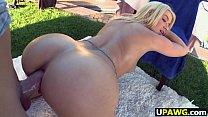 Big Butt Anikka Albrite Anal Banged Thumbnail