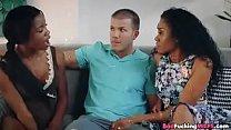 Ebony Stepmom Fucking Daughter s Boyfriend - XV...