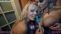 Lezione di pompino di Justyna Gromada e Ilka Su...