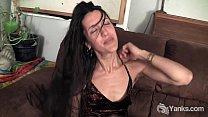 Small Jugged Amateur Eva Masturbating