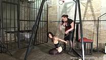 Kinky Elise Graves Lesbian Bondage punishmetube...
