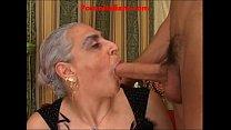granny hot big cock italian   nonna scopa cazzo giovane e duro