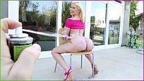 BANGBROS - Blonde Pornstar Annika Albrite Gets ... Thumbnail