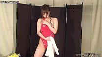 Japanese Girl Haruna Ikoma Downblouse and Leotard