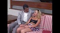 Brasilian dad and his daughter