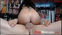 Adventurous Latina Webcam XXX Video