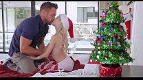 Piper Perri unwraps her gift - Visit SideSkeet....