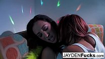 Jayden Jaymes and Jayden cole get naughty