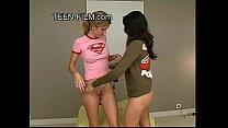 teen lesbian bondage game