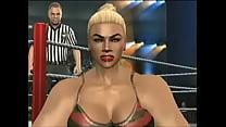jalissa vs rey mysterio clip Thumbnail