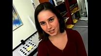 18 year old Kacey Kox Initiation