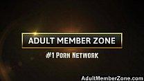 AdultMemberZone - Estella Leon's Got A Face Covered In Cum