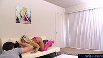 Layla Price for Philavise.com BTS