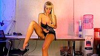 Hot blonde phonesex girl Louisa