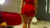 Phat ass in red dress (virgoperidot) Thumbnail
