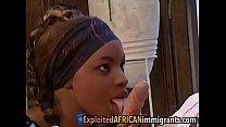 Hot ebony teen demands a rock hard doggy style violationrkt-der-exzesse-1-3