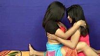 Indian Mallu Lesbian Enjoy in Bedroom