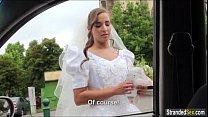 Euro teen bride Amirah Adara gets stood up and ...