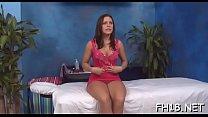 Body massage clip