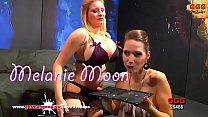Melanie Moon and Viktoria Goo Cum Cum Swapping ... Thumbnail