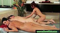 Masseuse offers Anal Sex during a Nuru Massage 21 Thumbnail