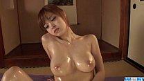 Smashing oral porn play with adorable Mikuru Shiina