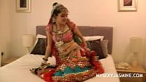 Gujarati Indian College Babe Jasmine Mathur Gar...