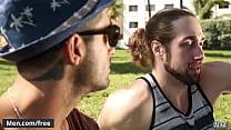 Men.com - (Diego Sans, Roman Cage) - Drill My H...