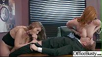 (Lauren Phillips & Lena Paul) Big Round Boobs G...