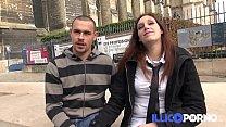 Casting coquin pour Lana et son mari ! French Illico Porno