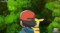 ดูการ์ตูนโป้ปิกาจูและเจซซี่เล่นเสียวเย็ดกันสุดมันส์ ควยไฟฟ้าแทงไปได้อารมย์จัด