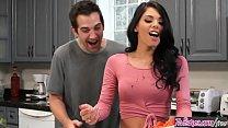 Twistys - Food Fight Fuck - Gina Valentina,Donn...
