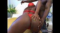black with teamed Nina