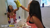 BANGBROS - My Dirty Maid Priya Price Has Big Ti... thumb