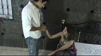 Indian whore in churidar foot worship