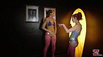 GIRLS GONE WILD - Avery Adair's Trip To The Clu...