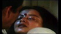 hot romantic scene of rekha